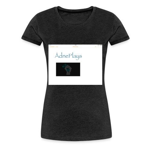 IMG_0436 - Premium T-skjorte for kvinner