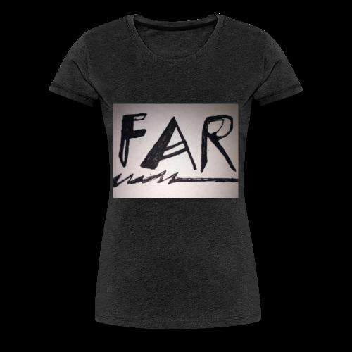 D - T-shirt Premium Femme