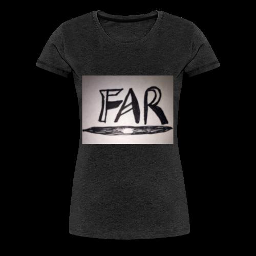 C - T-shirt Premium Femme
