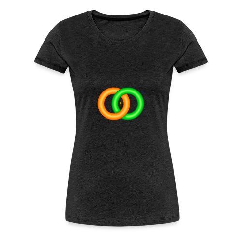 Fine Dine Indian Merchandising Products - Women's Premium T-Shirt