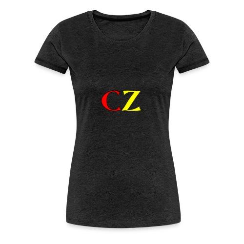 CZ normale teddybeer - Vrouwen Premium T-shirt