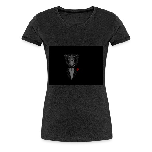The Real Gentleman - Vrouwen Premium T-shirt