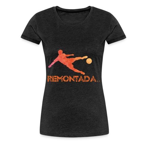 Remontada Facette - T-shirt Premium Femme
