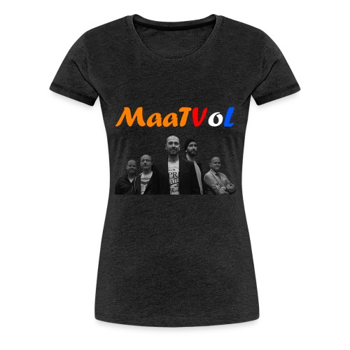 Maatvol Fan shirt Heren - Vrouwen Premium T-shirt