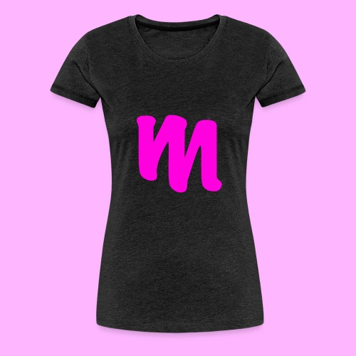 MERCHANDISING - Camiseta premium mujer