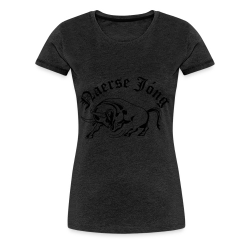 Naerse Jóng - Vrouwen Premium T-shirt