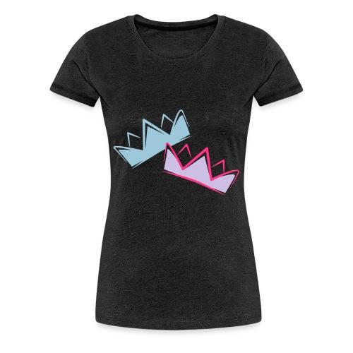 Kroontjes - Vrouwen Premium T-shirt