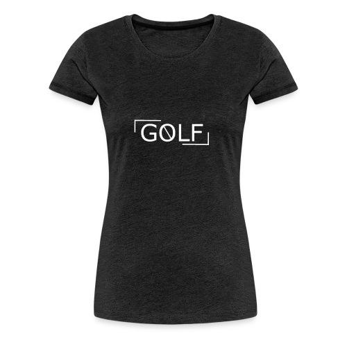 vague - T-shirt Premium Femme