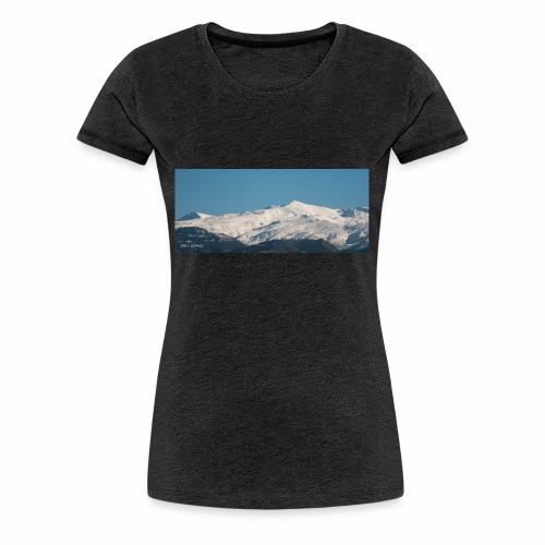 sierra nevada - Camiseta premium mujer