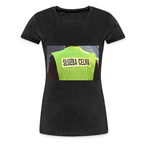 policja - Koszulka damska Premium
