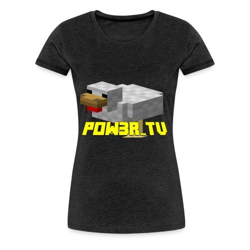 POW3R-GAIZ-MAGLIA (EDIZIONE SPECIALE) - Maglietta Premium da donna
