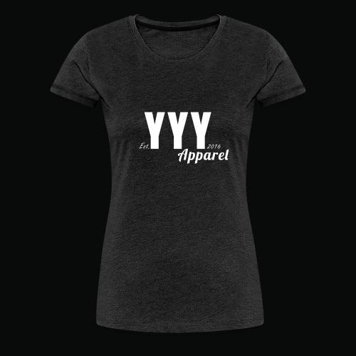 'Classic' YYY Apparel Design - Women's Premium T-Shirt