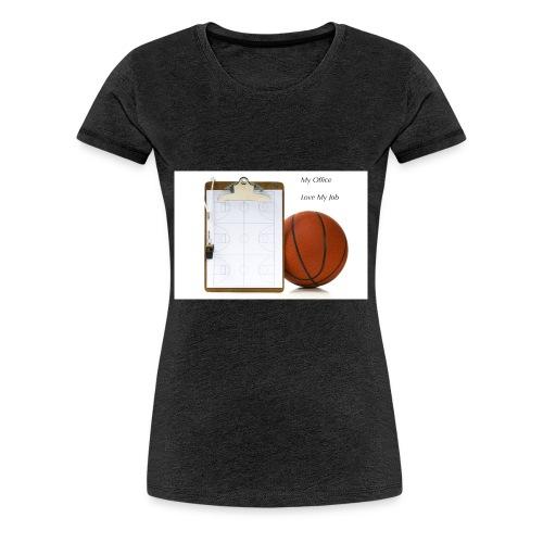Coach Basket Lifestyle - T-shirt Premium Femme