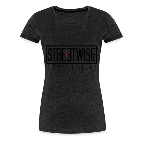 Streetwise Visuals   LONGFIT - Vrouwen Premium T-shirt