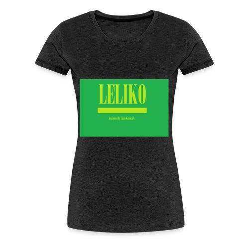 LELIKO-Design - Frauen Premium T-Shirt