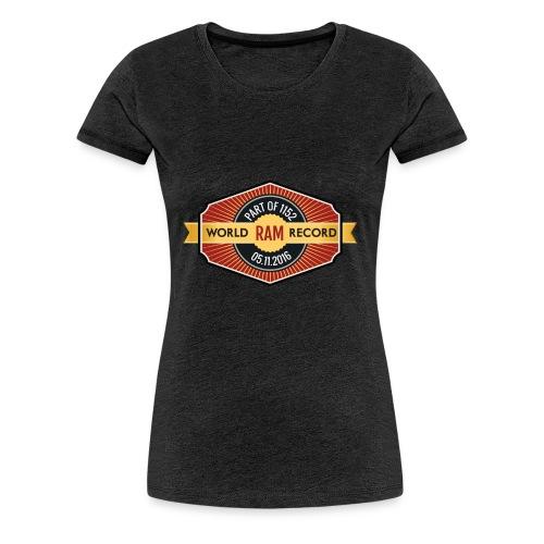 Nappo - Frauen Premium T-Shirt