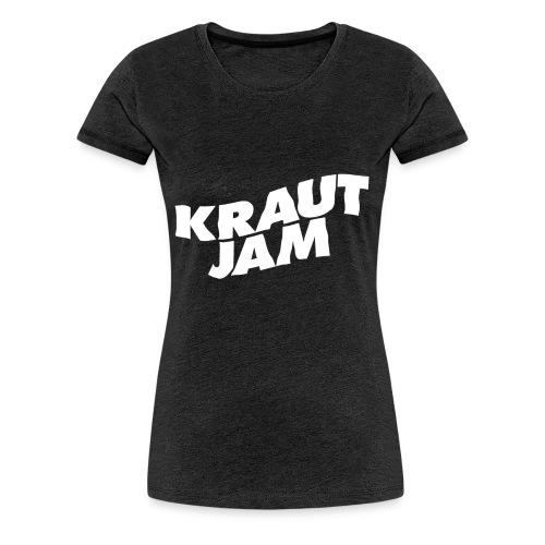 Original KrautJam'16 - Frauen Premium T-Shirt