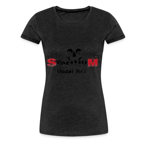 Model Nr1 - Frauen Premium T-Shirt