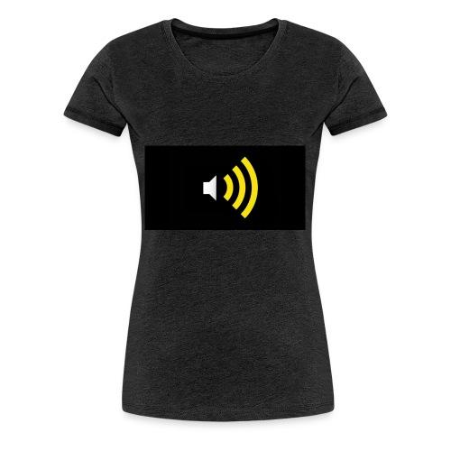 Sound - Premium T-skjorte for kvinner