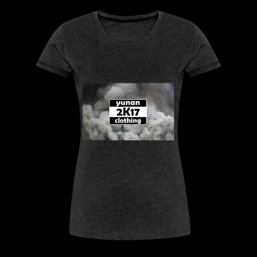 Yunan clothing 2K17 - Frauen Premium T-Shirt