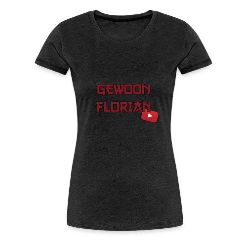 GewoonFlorian - Snapback - Vrouwen Premium T-shirt
