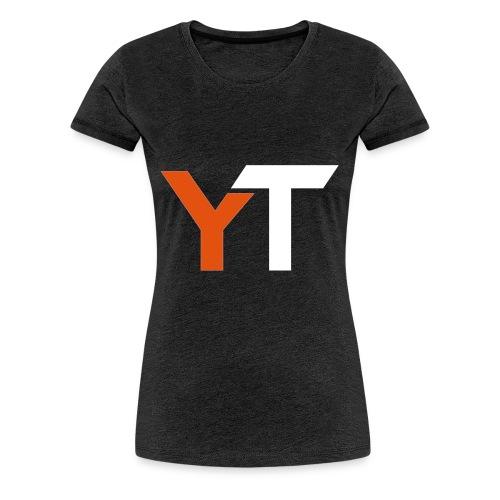 Yogii Tube - Women's Premium T-Shirt
