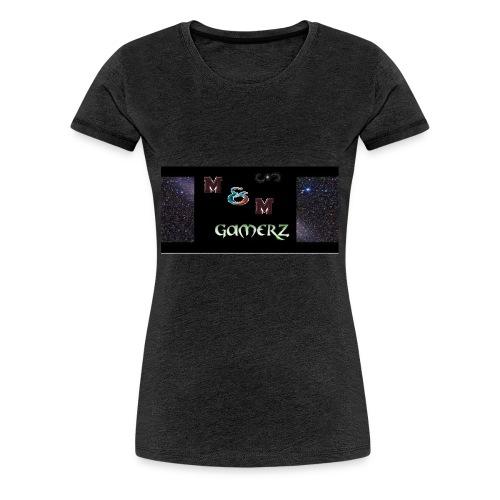 M&M gamerz - Women's Premium T-Shirt