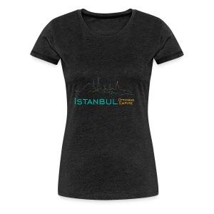 Istanbuldesign-png - Vrouwen Premium T-shirt