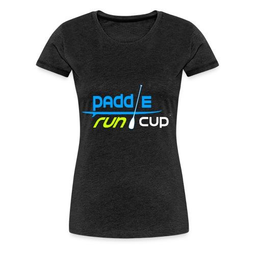 paddle_run_couleur_d--tour-- - T-shirt Premium Femme