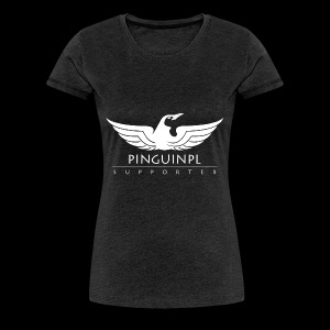 zwolennikiem Whiteline - Koszulka damska Premium
