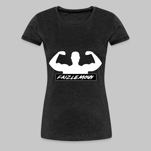 Faizlemouv - Vrouwen Premium T-shirt
