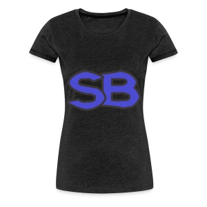 SerieusBrian Cap - Vrouwen Premium T-shirt