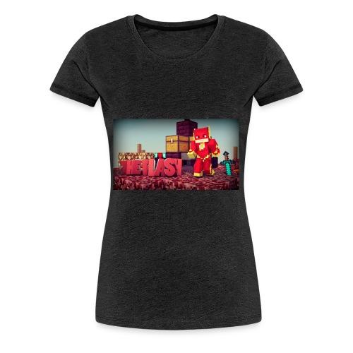 Flash21312312 - Camiseta premium mujer