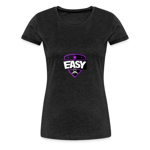 Team EasyFive Galaxy s4 kuoret - Naisten premium t-paita