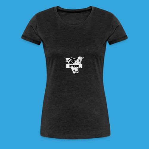 Fox - Trui - Vrouwen Premium T-shirt