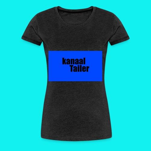 5s hoesje - Vrouwen Premium T-shirt