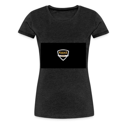 kahz_clan - Vrouwen Premium T-shirt
