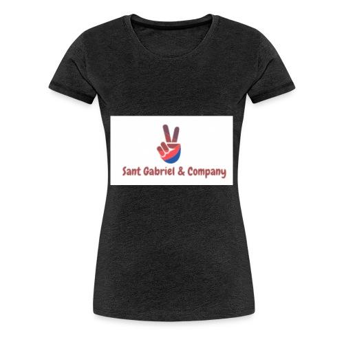 FotorCreated - Camiseta premium mujer