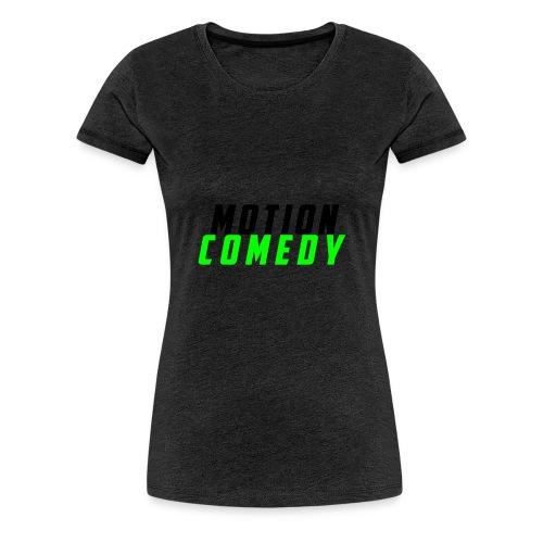 MotionComedy Official - Women's Premium T-Shirt