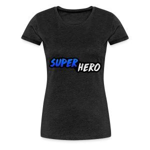 SuperHeroMerchandise - Vrouwen Premium T-shirt