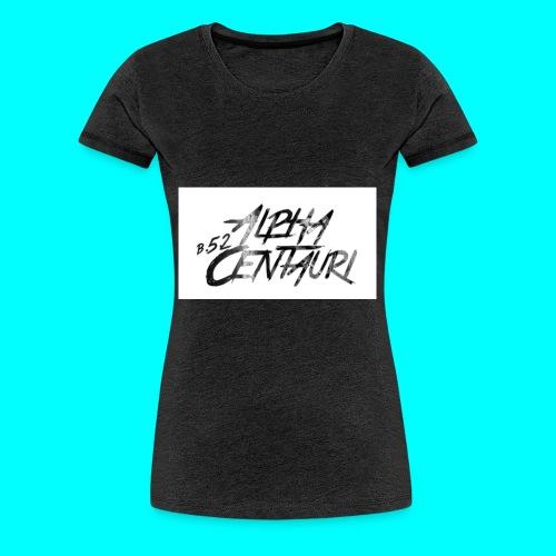 Alpha Centauri - Frauen Premium T-Shirt