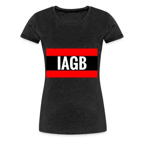 IAGB - Women's Premium T-Shirt