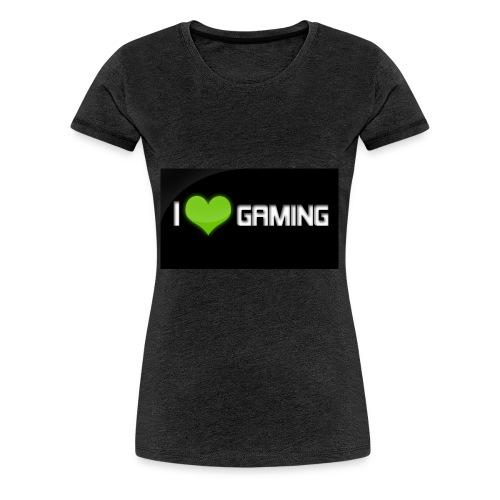 Gaming - Frauen Premium T-Shirt