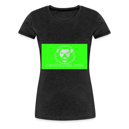youtube merchandise - Frauen Premium T-Shirt