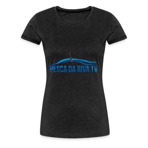Pesca da riva TV - Maglietta Premium da donna