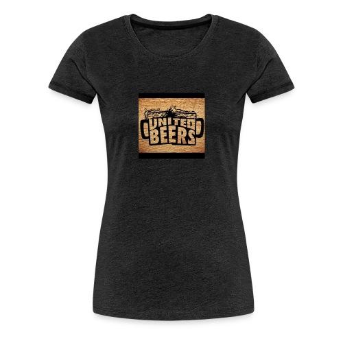 United Beers T-Shirt - Frauen Premium T-Shirt