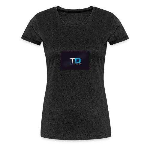 Tomi Toth logo - Women's Premium T-Shirt