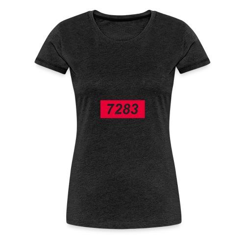 7283-Red - Women's Premium T-Shirt