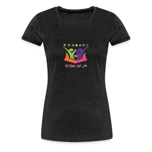 HI KIDS - Women's Premium T-Shirt
