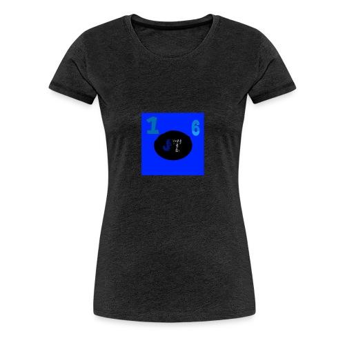JakeyTruck16 special logo - Women's Premium T-Shirt